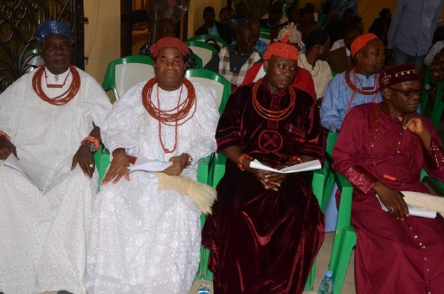 Traditional Rulers in Delta State