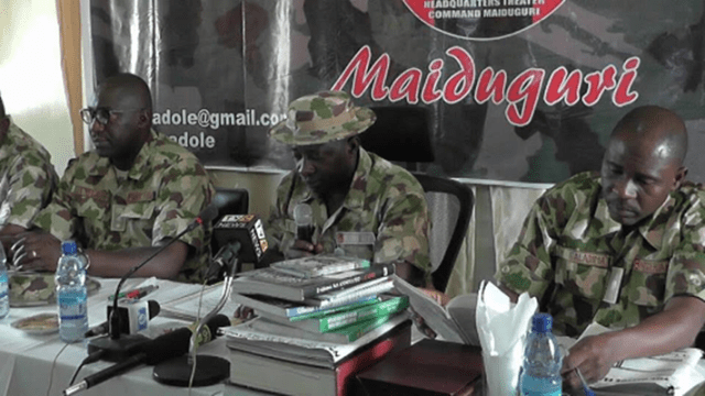 Nigerian Army Court Martial