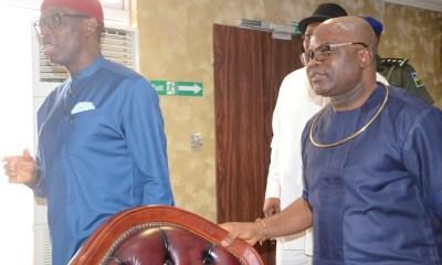 Okowa and Ivwurie