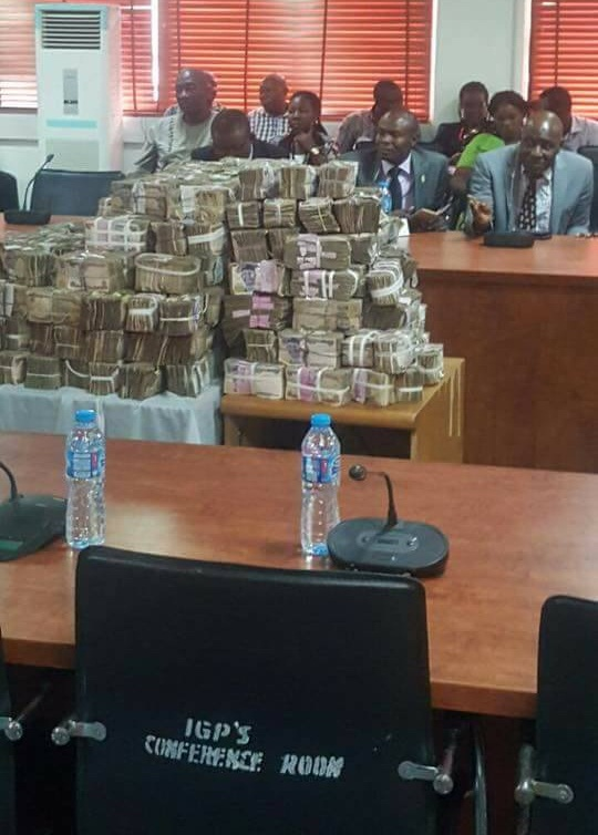 Rivers State Election Money Bribe