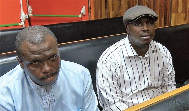 EFCC Suspects