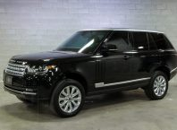 bullet proof Range Rover Sports