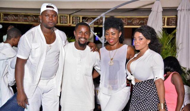 Asaba All White Pool Party