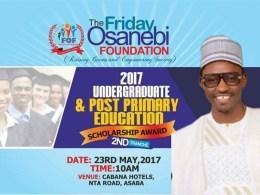 Friday Osanebi Foundation