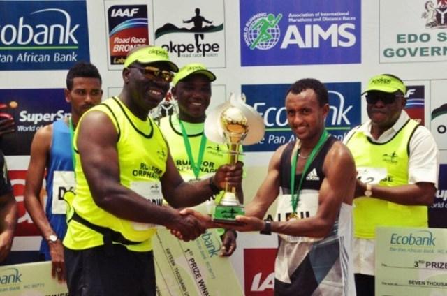 Okpekpe International Race