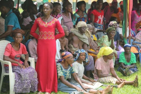 Ossissa Women Protest Against Herdsmen Menace