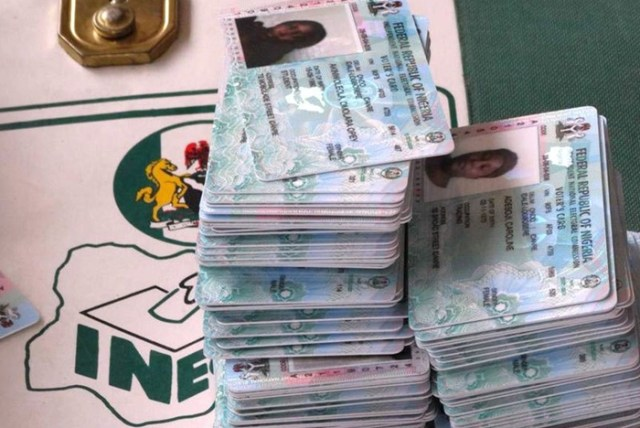 INEC Permanent Voters Card PVC