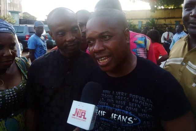 Delta State NUJ Chairman