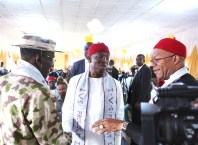 Okowa at Ika Economic Summit