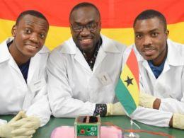 GhanaSat-1 Team