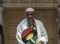 Nnamdi Kanu IPOB Leader