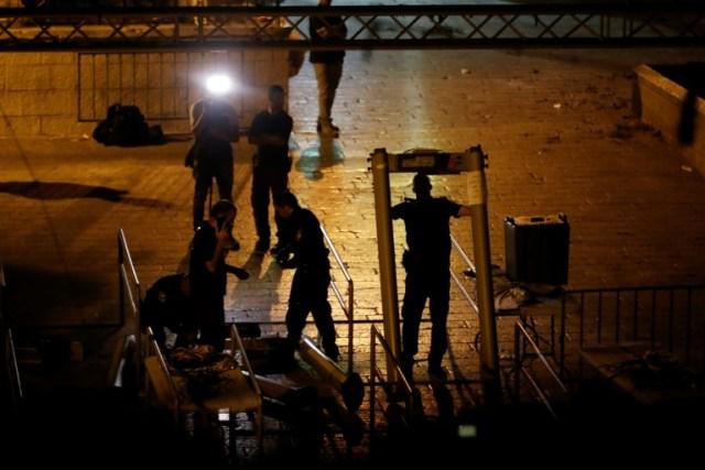 Israel Metal Detectors