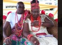 Ivy Adodo and Patrick Ebojele Traditional Wedding