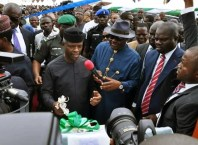 Osinbajo Commissions Road in River State
