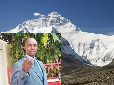 Ned Nwoko solves the Himalaya