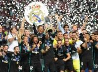 Real Madrid wins 2017 UEFA Super Cup