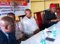 Chuks Obusom and Delta State Journalists