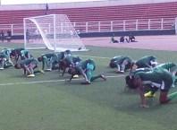 FIFA U-20 Nigeria Falconets