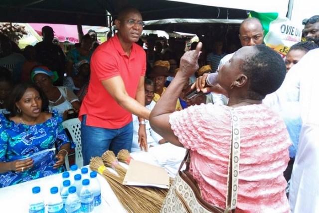 Ughelli Women Support Omo-Agege for 2019