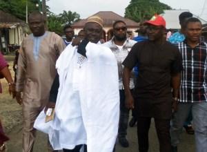 Chukwuma Benson and Festus Ofume of YDp