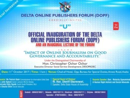 DOPF Inauguration