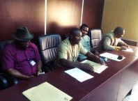 DTHA House Committee on Commerce and Industry Chaired by Hon Festus Okoh