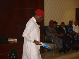 Okowa Presents Delta State 2018 Budget at DTHA