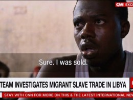 CNN Libya Slave Report
