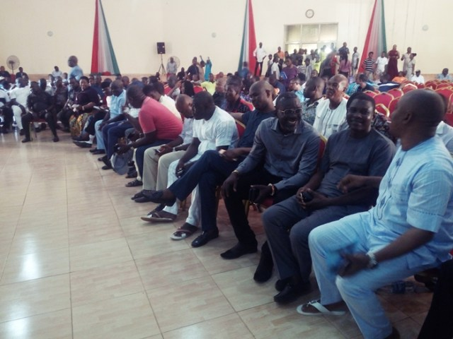 Delta State PDP Local Government Candidates