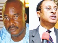 Edwin Uzor and Pat Utomi