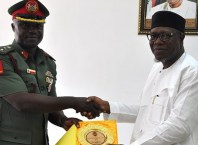 Military Officers Visit Edo State