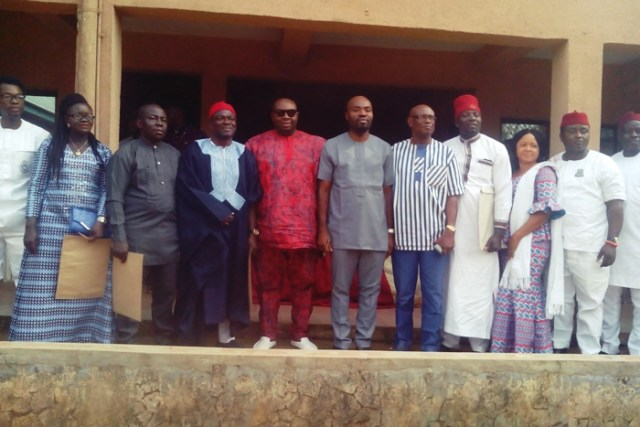 Aniocha North Chairman and Councillors