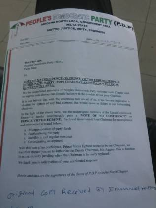 Aniocha North PDP Letter (1)