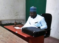 The Leader of Aniocha North legislative Arm, Hon Ekene Nwaonye