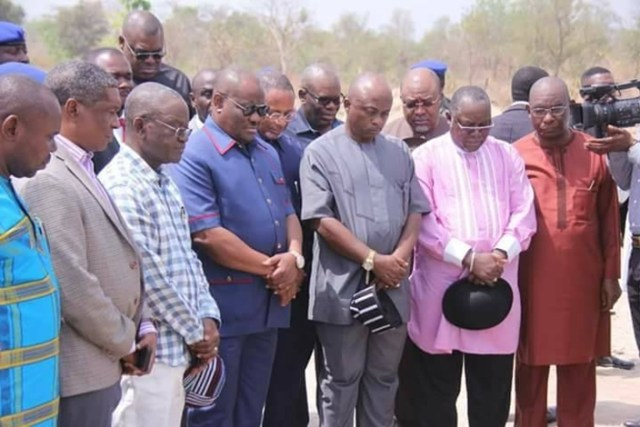 Governor Wike Commiserates With Benue People Over Herdsmen Attacks