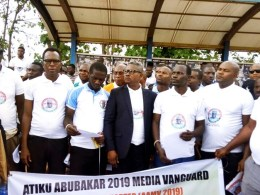 Atiku Abubakar 2019 Media Vanguard