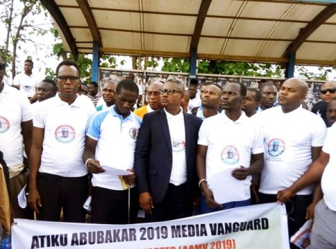 Atiku Abubakar 2019 Media Vanguard