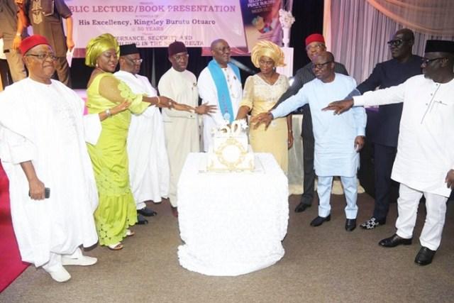 50th birthday celebration of Barr. Kingsley Otuaro