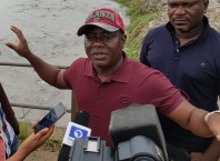 Barr. John Nani, Delta State Commissioner for Environment