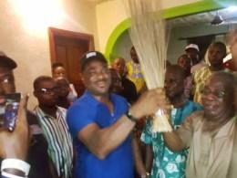 Joel-Onowakpo Thomas, joins APC from PDP