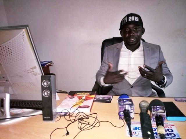 Comrade Palmer Ogheneyole Nathaniel, Media Aide to Hon. Tim Owhefere