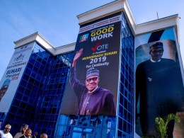 Buhari Campaign Office Abuja