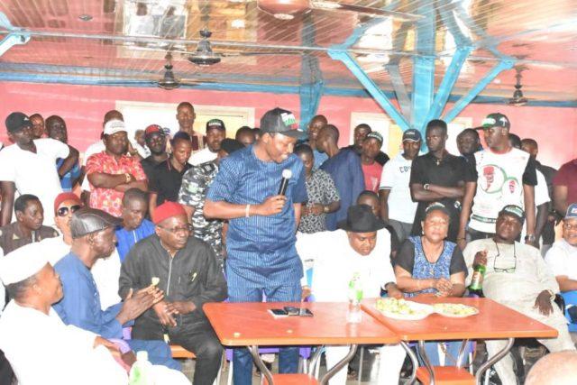 Osanebi Consults Ndokwa East PDP