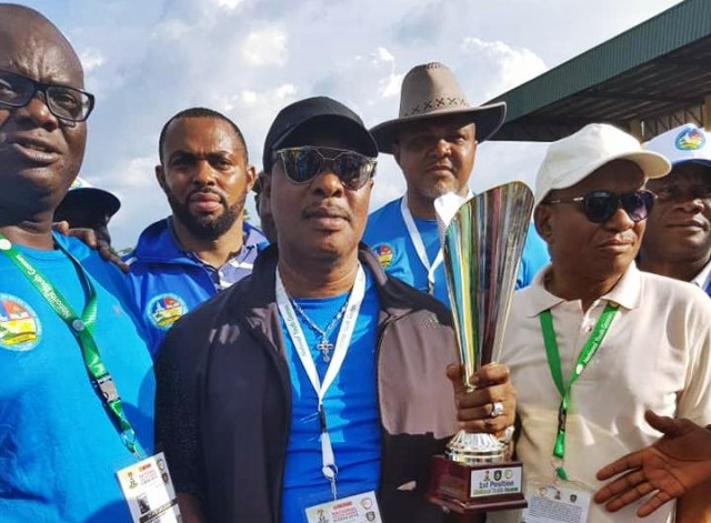Team Delta at National Youth Games