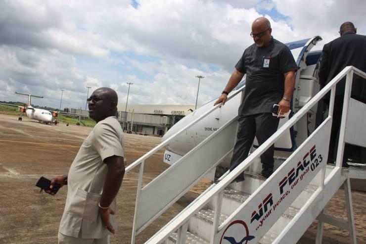 Air Peace Resumes Flight Operations at Asaba Airport