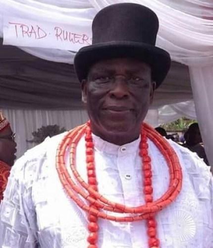 Captain Pius Sinebe