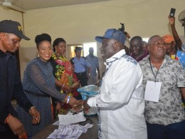 Delta State Speaker, Rt. Hon. Sheriff Oborevwori Picks PDP Okpe Ticket