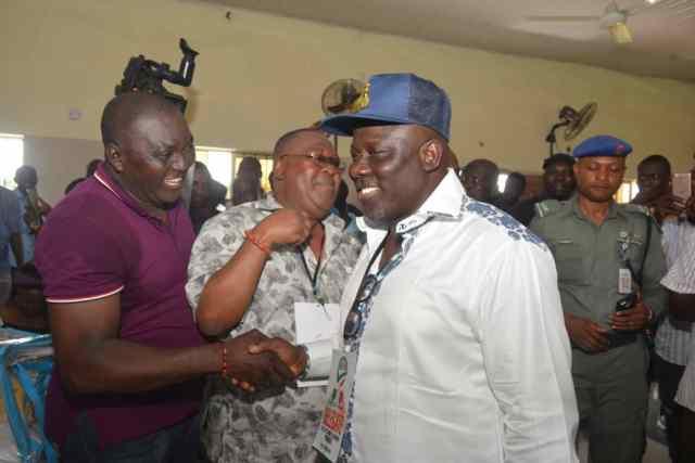 Oborevwori Picks PDP Okpe Ticket