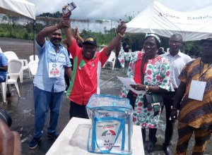 Hon. Peter Okagbare Uviejitobor Picks PDP Udu Constituency Ticket