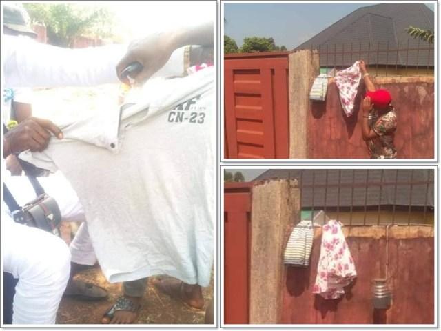 Nkem Okwuofu Clothes Empowerment
